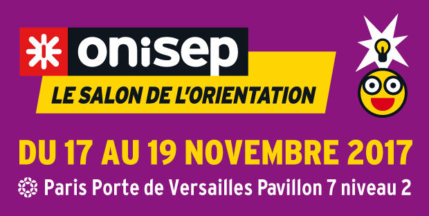 Du 17 au 19 novembre c est le salon de l orientation for Salon de l orientation paris 2017