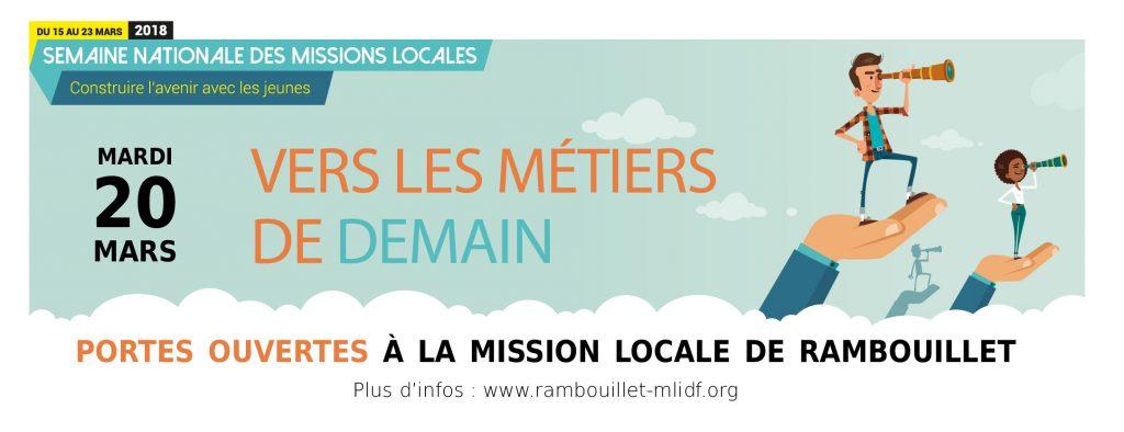 20 mars 2018 portes ouvertes de la mission locale lors - Mission locale portes de provence ...